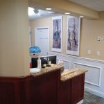 Concord Woods Dental Group Reception Area