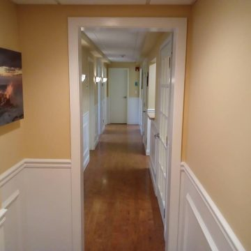 Concord Woods Dental Group inside view
