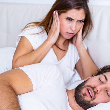Using Snore Guards to Stop Snoring
